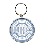 The Who Standard Keychain: Circles Logo