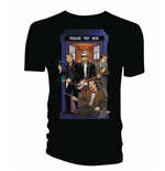 Doctor Who T-shirt 351274