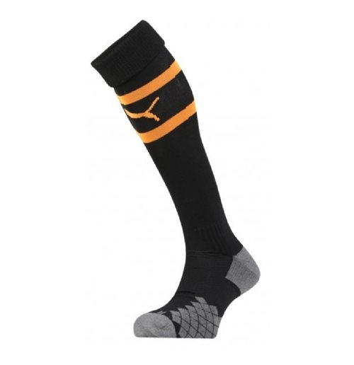 2019-2020 Olympique Marseille Third Puma Socks (Black)