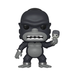 Simpsons POP! TV Vinyl Figure King Kong Homer 9 cm