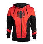 Spiderman - Red & Black Outfit Men's Hoodie