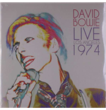 Vynil David Bowie - Live Los Angeles 1974 (2 Lp)