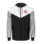 2019-2020 Eintracht Frankfurt Nike Authentic Windrunner Jacket (Black)