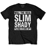 Eminem Unisex Tee: The Real Slim Shady