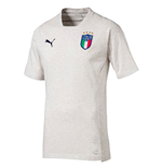 2018-2019 Italy Puma Casual Performance Shirt (White)