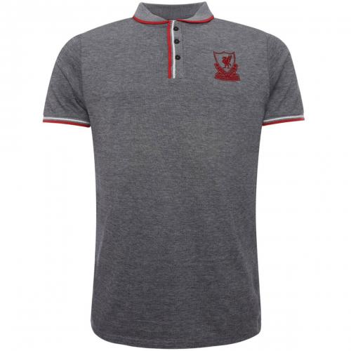 Liverpool F.C. Birdseye Polo Shirt Mens XXL