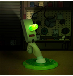 Rick & Morty LED-USB-Light Portal Gun