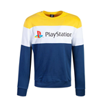 Sony PlayStation Sweater Colour Block