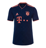 2019-2020 Bayern Munich Adidas Third Football Shirt