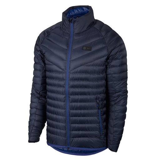 2019-2020 Chelsea Nike Authentic Down Jacket (Obsidian)