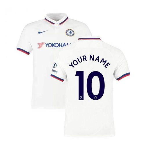 size 40 d8dbd 97960 2019-2020 Chelsea Away Nike Football Shirt (Kids) (Your Name)