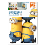 Despicable me - Minions Wall Stickers 356293
