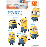 Despicable me - Minions Wall Stickers 356294
