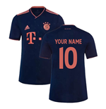 2019-2020 Bayern Munich Third Shirt (Your Name)