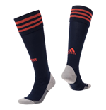 2019-2020 Bayern Munich Adidas Third Football Socks (Navy)