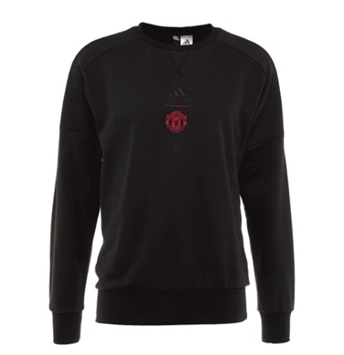 2019-2020 Man Utd Adidas Seasonal Specials Sweatshirt (Black)