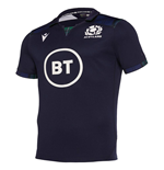 2019-2020 Scotland Home Authentic Replica Rugby Shirt