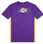 Los Angeles Lakers T-shirt Over