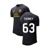 2019-2020 Celtic On Pitch Training Jersey (Phantom) (Tierney 63)