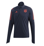 2019-2020 Bayern Munich Adidas UCL Training Top (Navy)