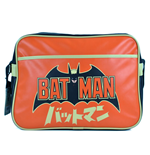 Batman Messenger Bag Comic Cover Japanese