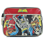 Batman Messenger Bag Comic Cover