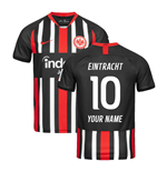 2019-2020 Eintracht Frankfurt Home Nike Football Shirt (Your Name)