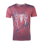 Spiderman - Acid Wash Spider Men's T-shirt