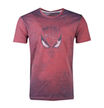 Spiderman - Acid Wash Spiderman Men's T-shirt