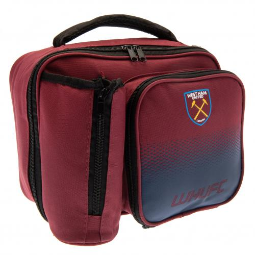 West Ham United F.C. Fade Lunch Bag