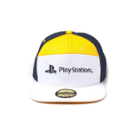 Playstation - 7 Panels Snapback Cap
