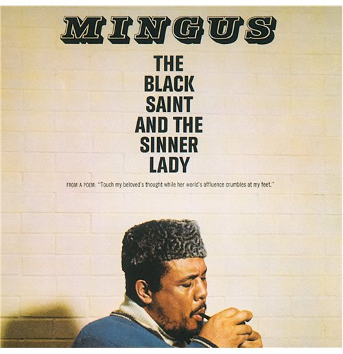 Vynil Charles Mingus - The Black Saint And The Sinner Lady