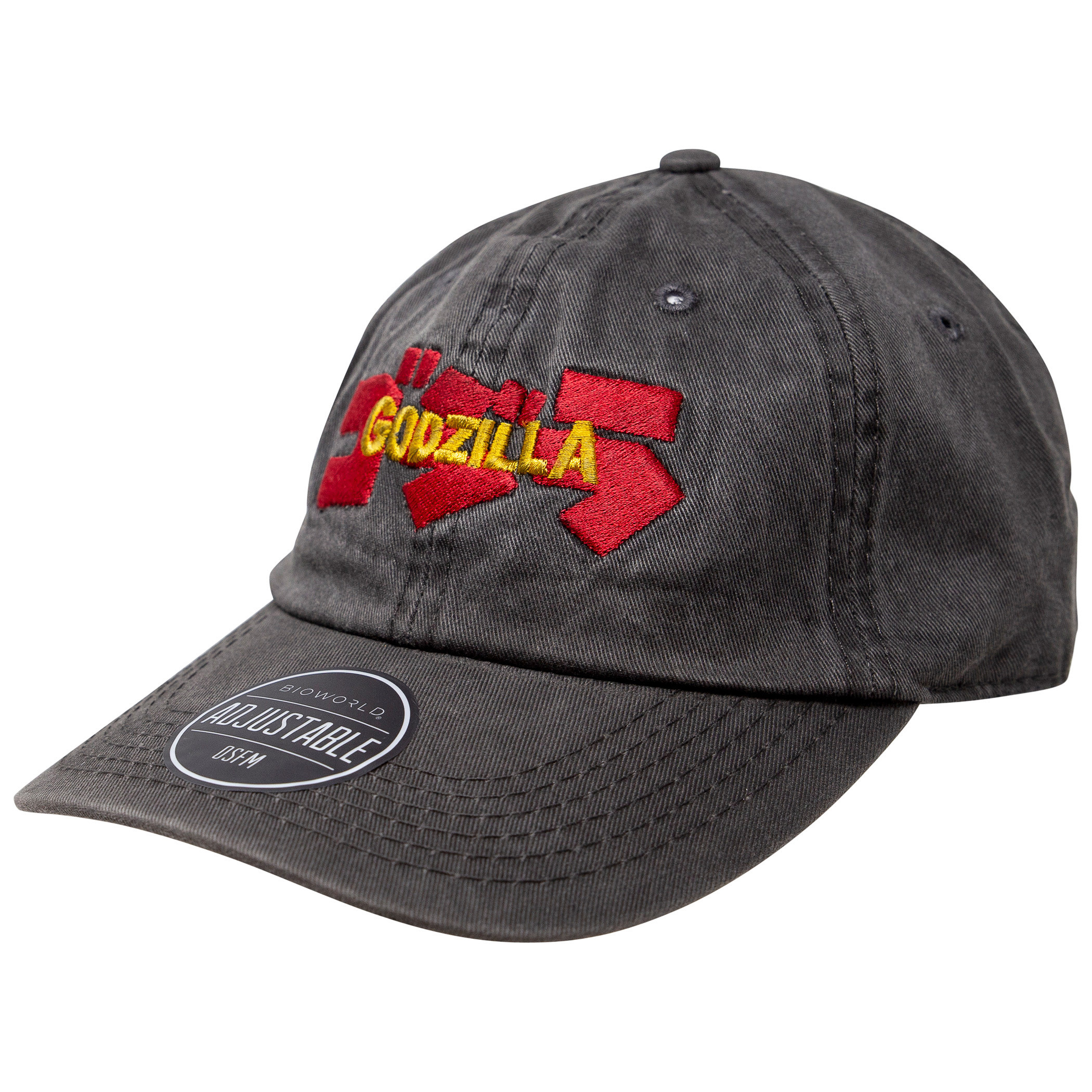 Godzilla Adjustable Strapback Dad Hat