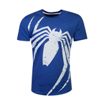 Spiderman - Acid Wash Spider T-shirt