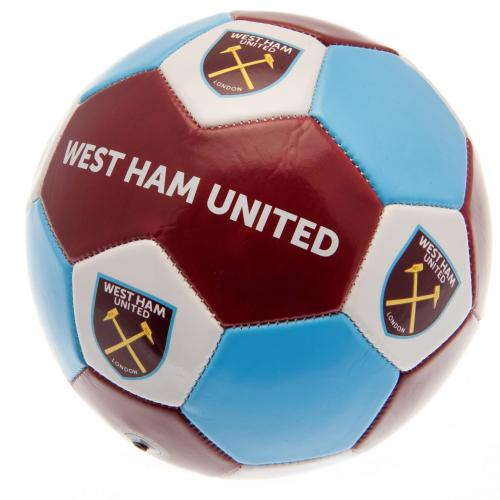 West Ham United F.C. Football Size 3