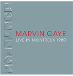 Vynil Marvin Gaye - Live At Montreux 1980 (Lp+Cd)