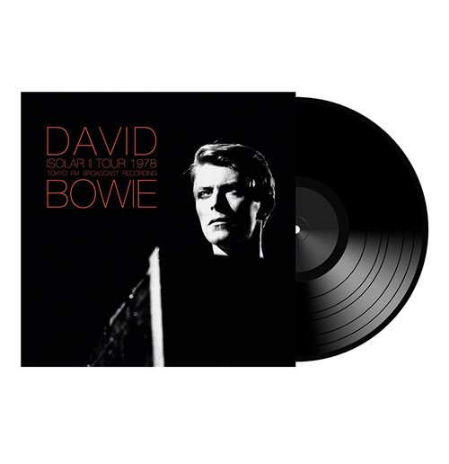 Vynil David Bowie - Isolar Ii Tour 1978 (2 Lp)