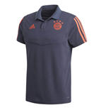 2019-2020 Bayern Munich Adidas EU Polo Shirt (Navy)