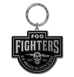 Foo Fighters Standard Keychain: Established 1995