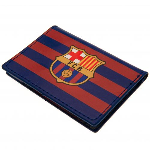 F.C. Barcelona PU Card Holder