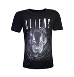 FOX - Aliens - Say Cheese Graphic Men's T-shirt