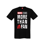 Marvel T-Shirt More than a Fan