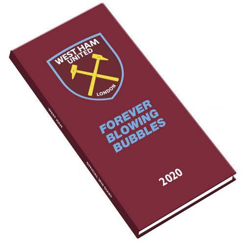 West Ham United F.C. Pocket Diary 2020