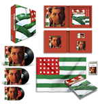 "Vynil Vasco Rossi - Non Siamo Mica Gli Americani! (40 Rplay) (Deluxe Limited Numbered Edition) (Lp+7""+Cd+K7+Book)"