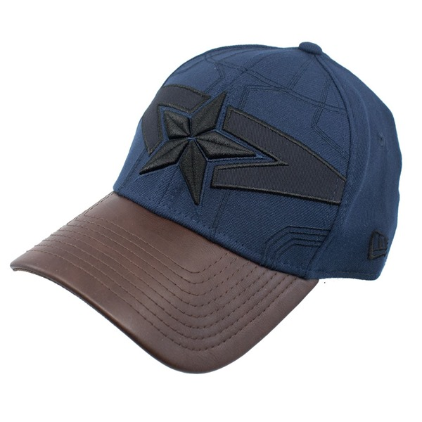 Captain America Nomad Armor 39Thirty Fitted Hat
