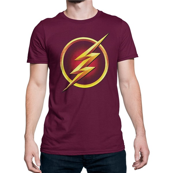 Flash TV Series Symbol Star Labs Men's T-Shirt