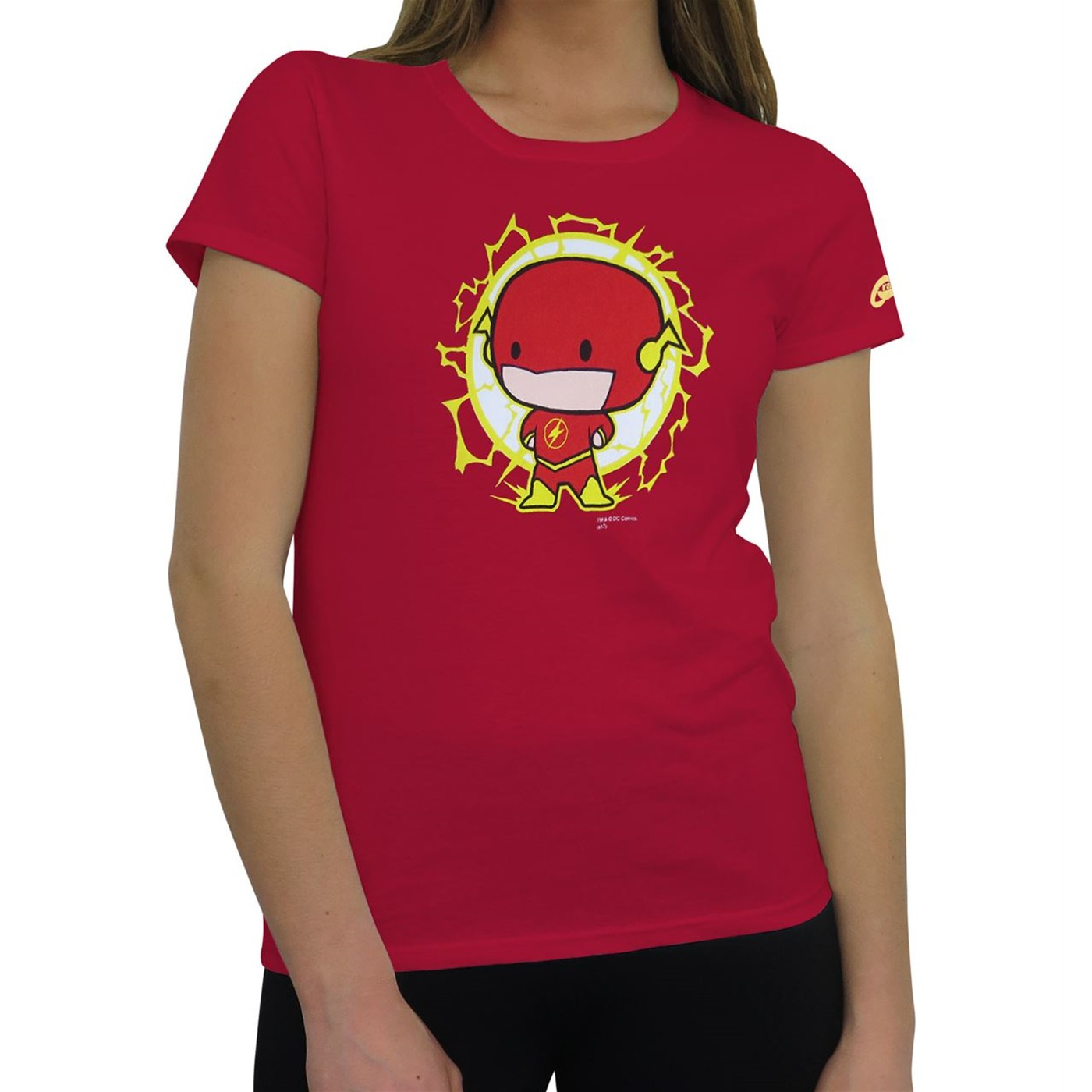 Flash Cutie Speedster Women's T-Shirt