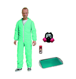 Breaking Bad Jesse Pinkman Blue Hazmat Action Figure