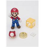 Super Mario New Pack Figuarts Action Figure