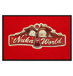 Fallout Nuka World Doormat
